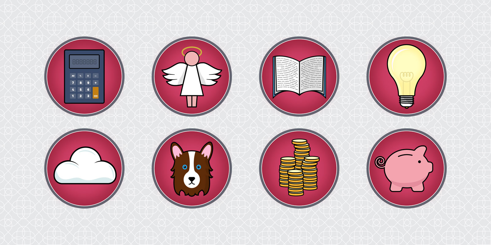 Crowther's Accountants Icons