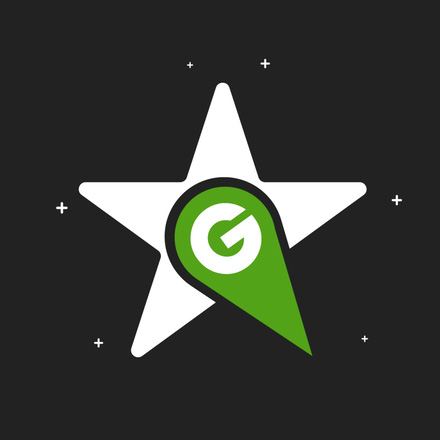 Groupon Local Stars Animated Logo