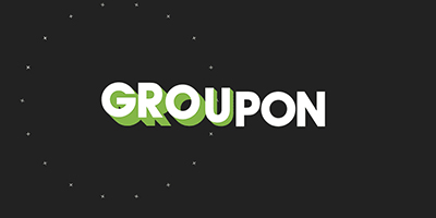 Groupon Logo Animation