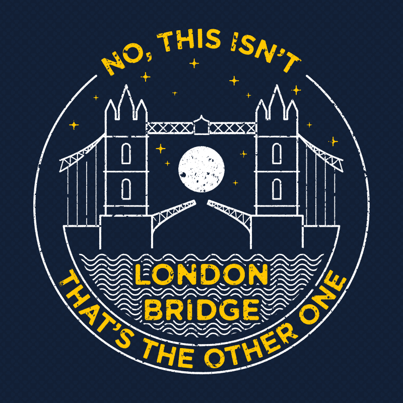 Tower Bridge Roundel